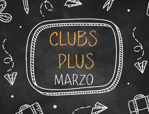CLUBS PLUS – March 2021